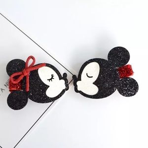 Hairpin Handmade Cartoon Minnie Mouse hair clips